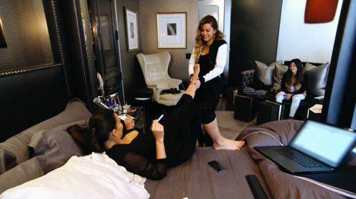 Kim Kardashian Reveals Plans For Second Baby While Kris