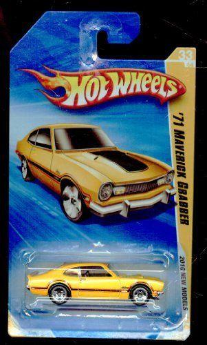 Hot Wheels 2010 033 240 71 Maverick Grabber 33 44 New Models 1 64