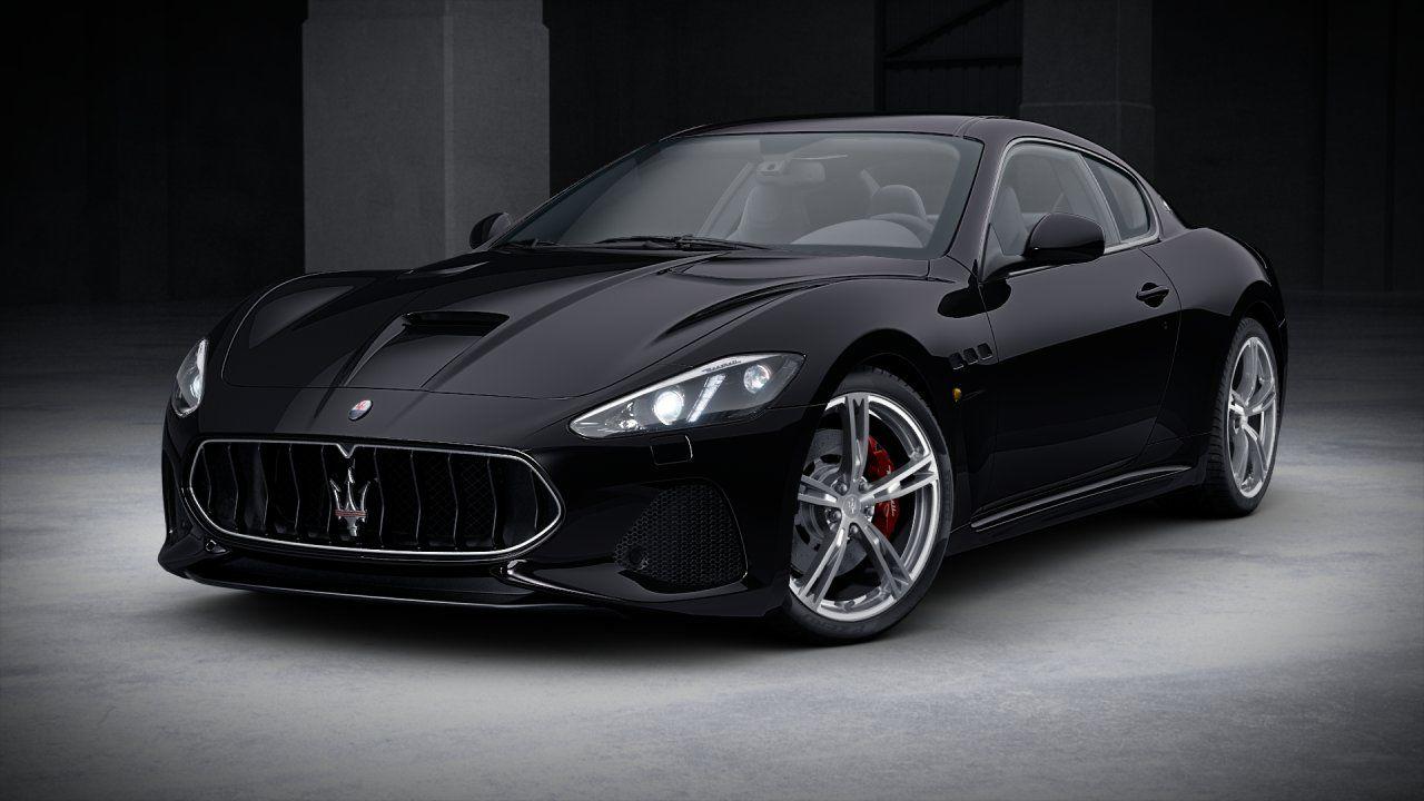 Build Your Own GranTurismo MC Maserati granturismo
