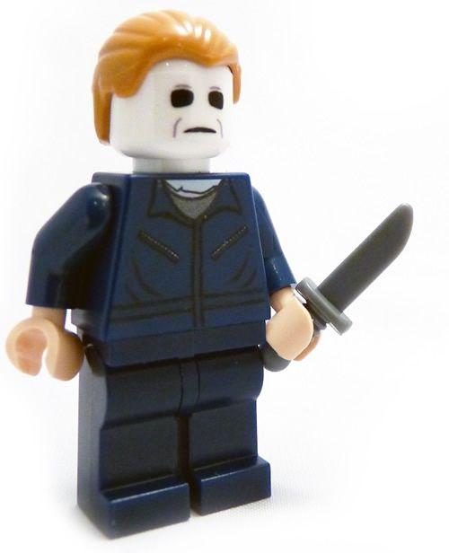 Michael Myers Lego