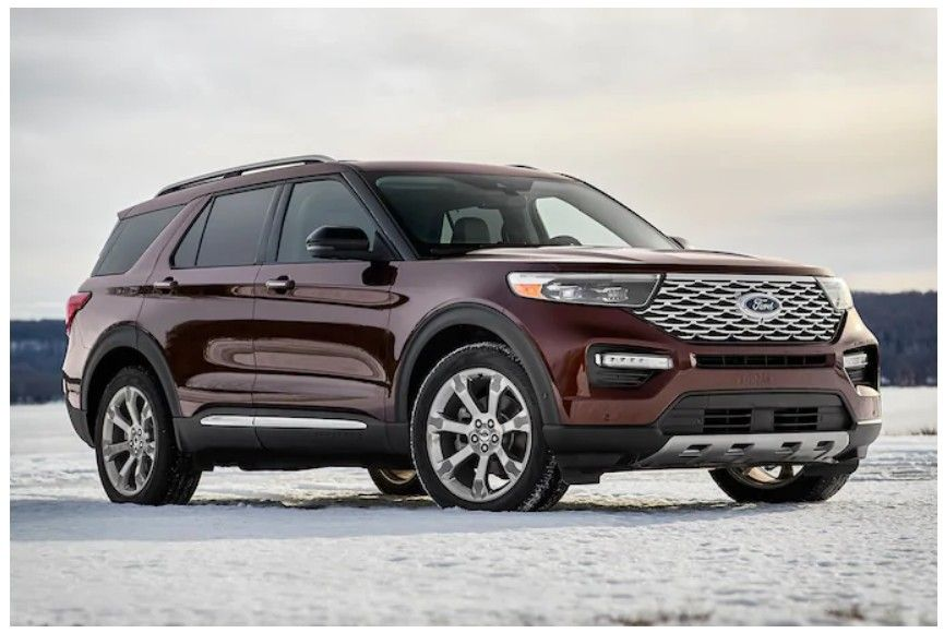 2020 Ford Explorer All New Suv Will Help Save The Mustang 2020 Ford Explorer Ford Explorer Ford Suv