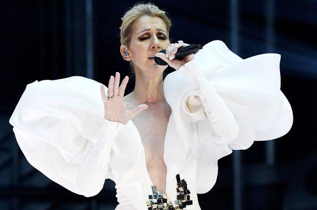 Celine Dion goes nude for Vogue magazine shoot - Breitbart