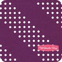 Cotton   Steel Basics Grapes Dottie Yardage, I wanted to add a little more purple, hope this looks good