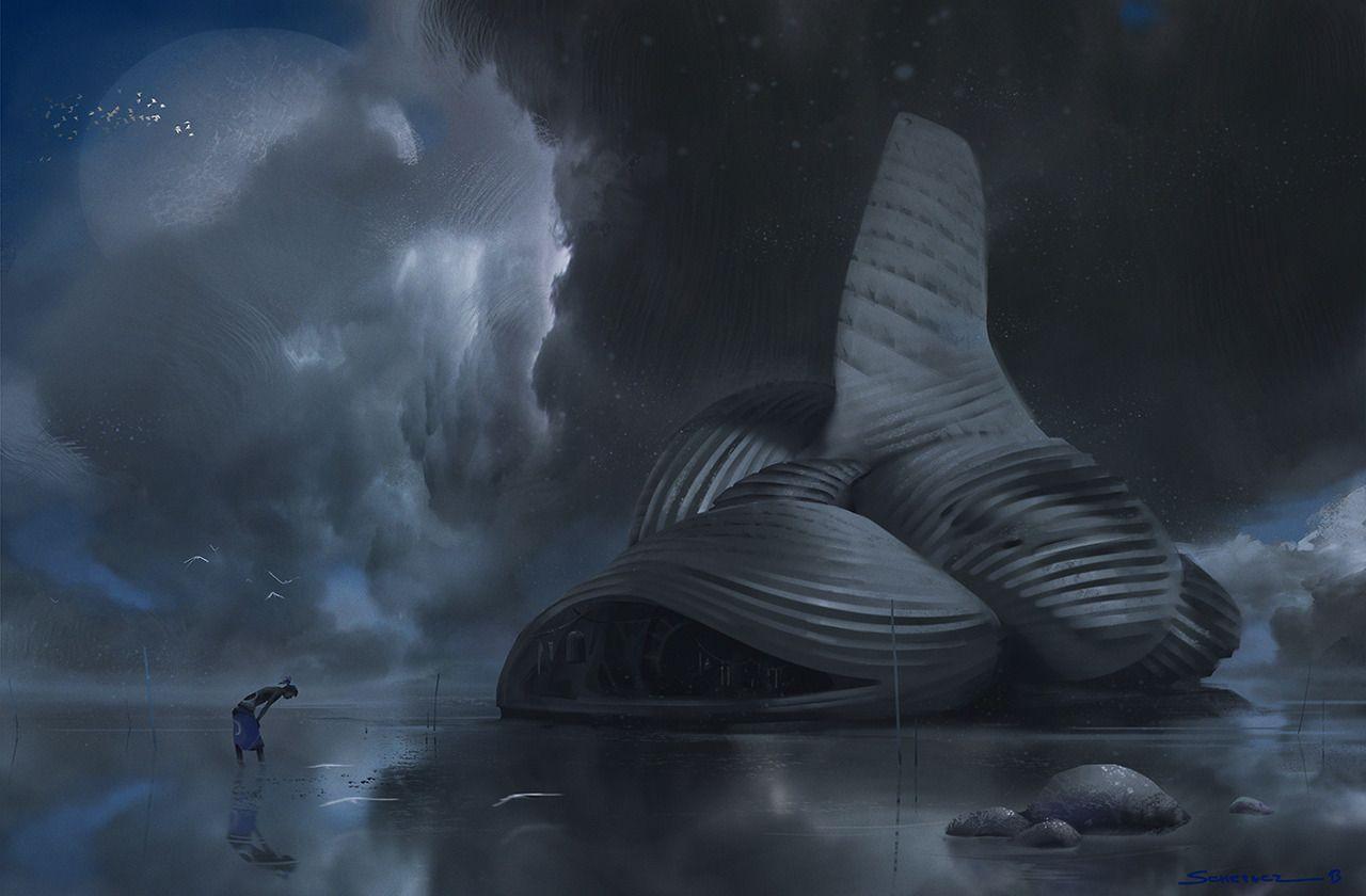 Ilustración - por YOHANN SCHEPACZ
