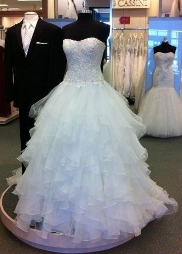 Oleg Cassini Wedding Dresses 2013 | Oleg Cassini David\'s Bridal ...