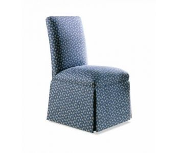 Images Of Sherrill Sofas With A Coastal Fabric | 6041 Fabric Dining Chair  By Sherrill Furniture
