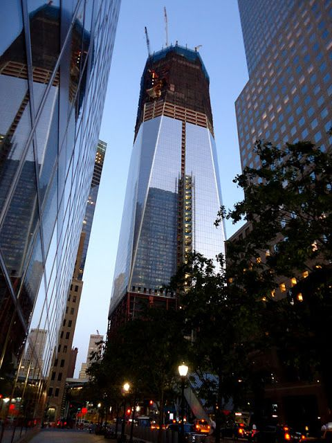 Luvn It Ny City New York Pictures The Freedom Tower