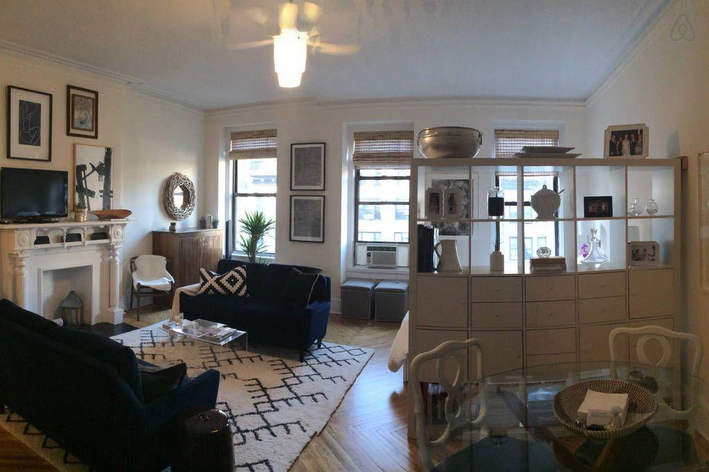 Large 500 square foot studio apartment, loft like living ...