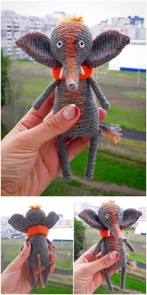 Best Amigurumi Crochet Elephant Patterns - Amigurumi #crochetelephantpattern Best Amigurumi Crochet Elephant Patterns - Amigurumi #crochetelephantpattern