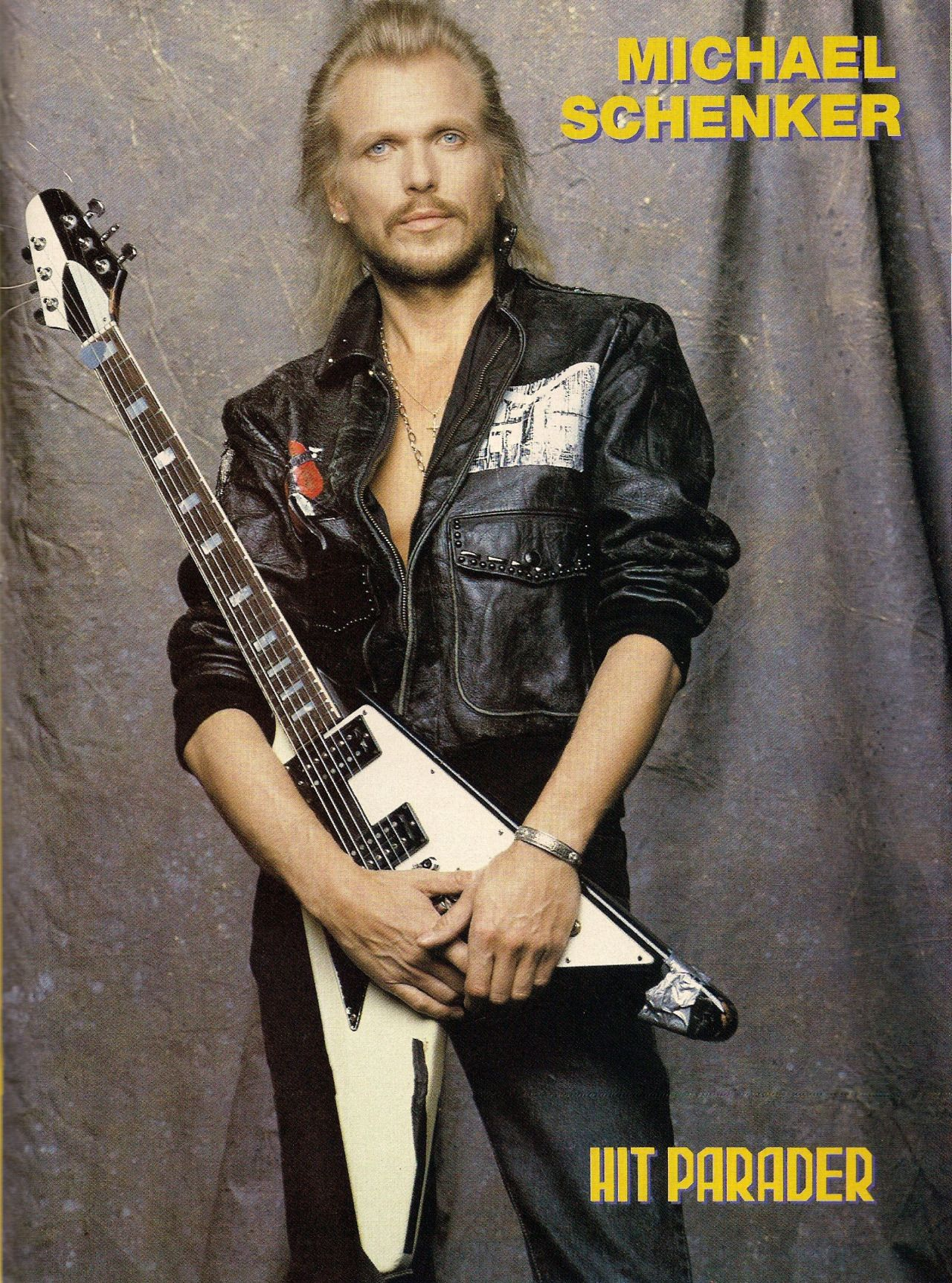 The Michael Schenker Group Cry Of The Axeman