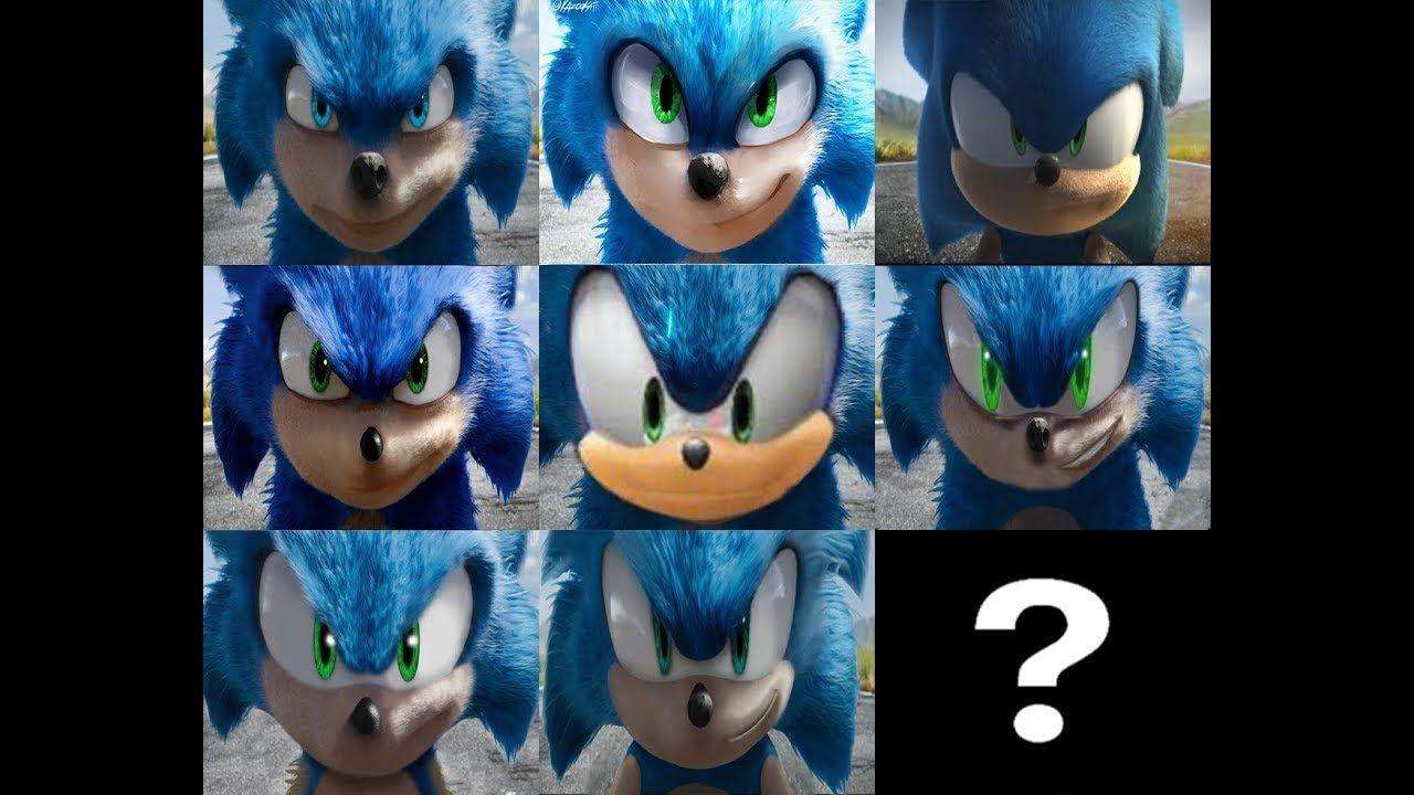 Sonic The Hedgehog Movie Choose Your Favorite Design 2 Forros Para Banos