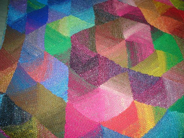 Hexagons triangles