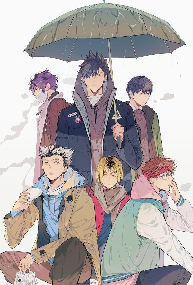 random haikyuu pictures - Squad