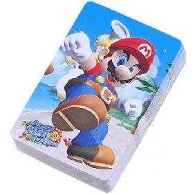 54 Different Super Mario Patterns Poker Card 54 Different Super Mario Patterns Poker Card [12614] - US$3.41 : Chinatownmart.com