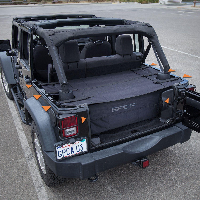 Jeep Wrangler Cargo Freedom Pack Pro Jk 4dr Jeep Wrangler