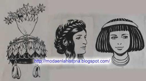 Tocados Sumerios Sumerios Los Sumerios Historia De La Moda