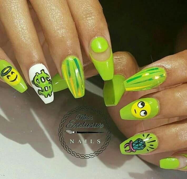 Pin de Miss Hauteness en nails   Pinterest