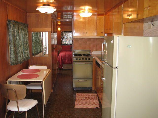 1955 Spartan 35' Royal Mansion | vintage | Spartan trailer