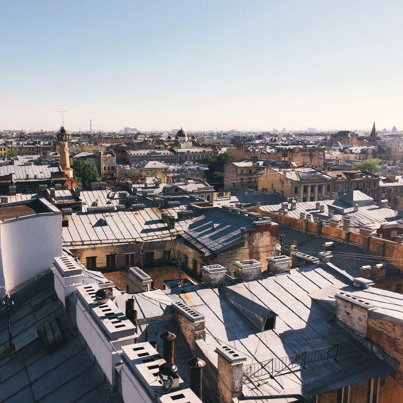 roofs | diooo | VSCO Grid