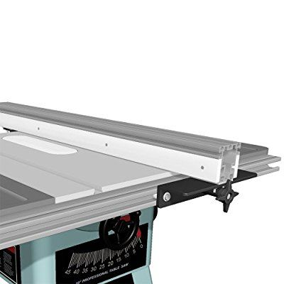 Ez Square Table Saw Fence By Peachtree Woodworking Pw1102 Table Saw Fence Square Tables Woodworking