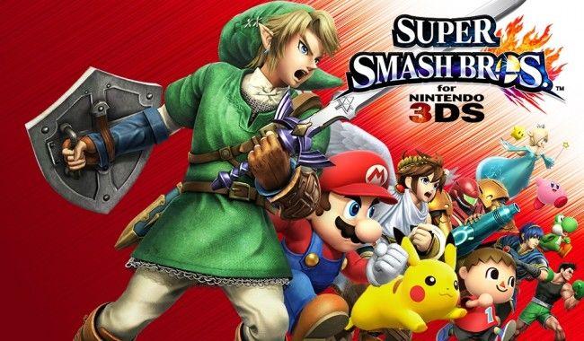 Super Smash Bros Ganondorf Bowser Jr Et Dark Pit Super