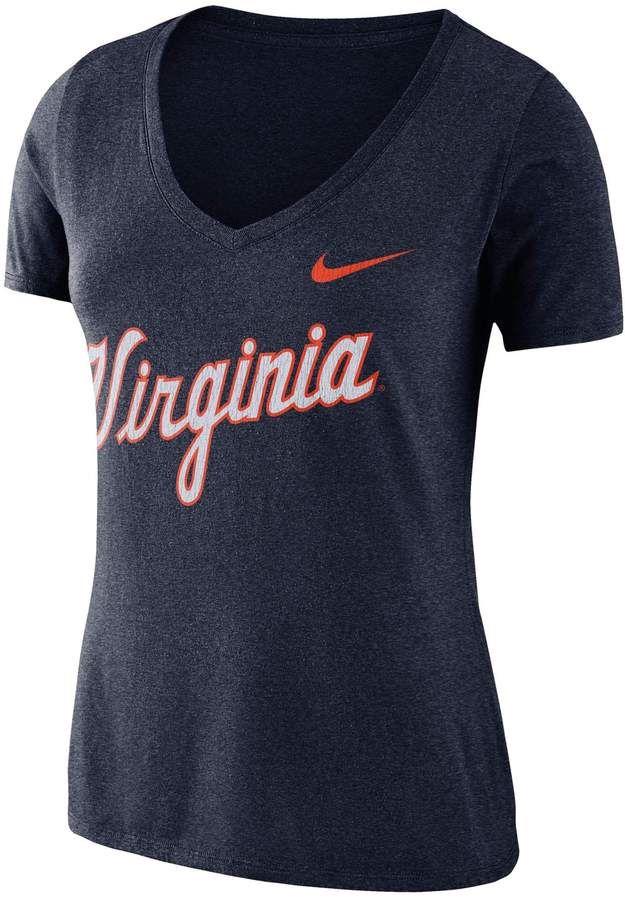 4589076ee5262 Nike Women's Virginia Cavaliers Vault Tee   Products   Pinterest ...