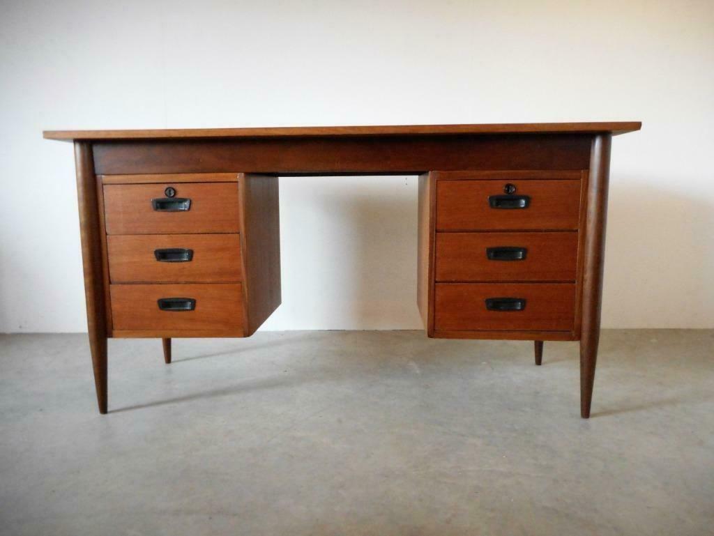 Bureaustoel Kopen Marktplaats.Arne Vodder Deens Design Bureau Vintage Jaren 60 Teak