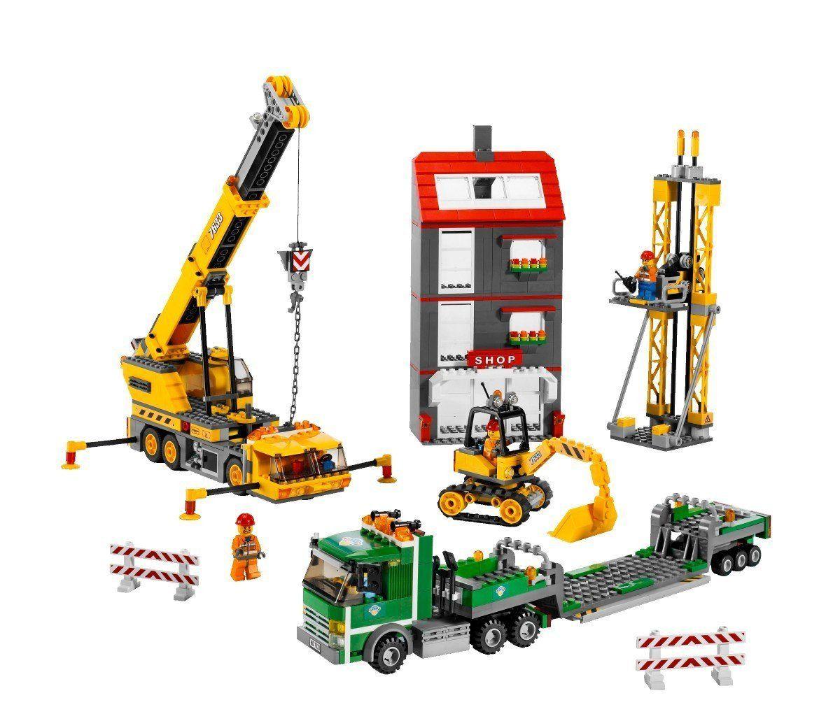 amazon com lego city construction site toys u0026 games bridges