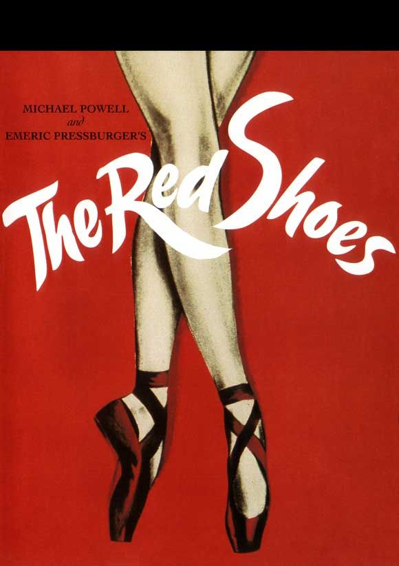 ~*~The Red Shoes~*~ will haunt my dreams FOREVER