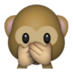 Speak No Evil Monkey Emoji U 1f64a Monkey Emoji Emoji Pictures Emoji