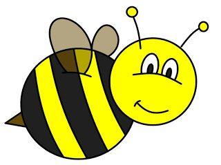 How To Draw Cartoons Bee Cartoon Bee Bee Cartoon Images Bee Drawing
