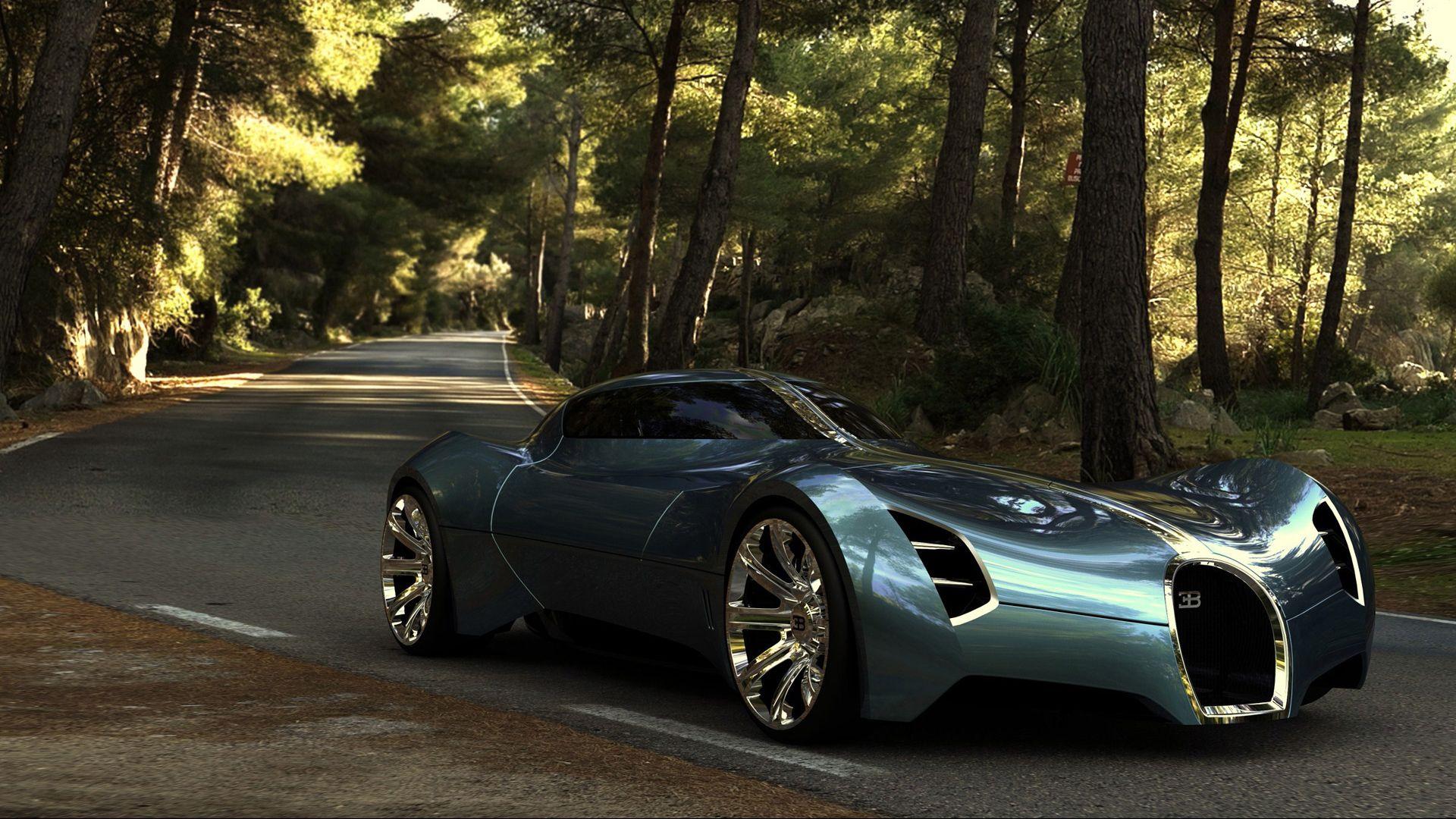 bugatti concept cars 2025 Bugatti Aerolithe Concept