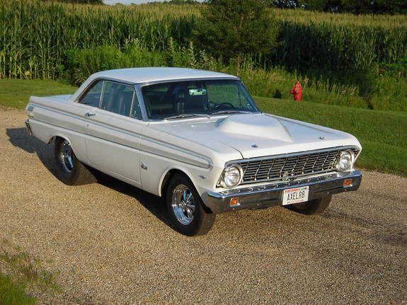 Futura64 S 1964 Ford Falcon In Bloomington Il Ford Falcon 1964 Ford Falcon Custom Muscle Cars