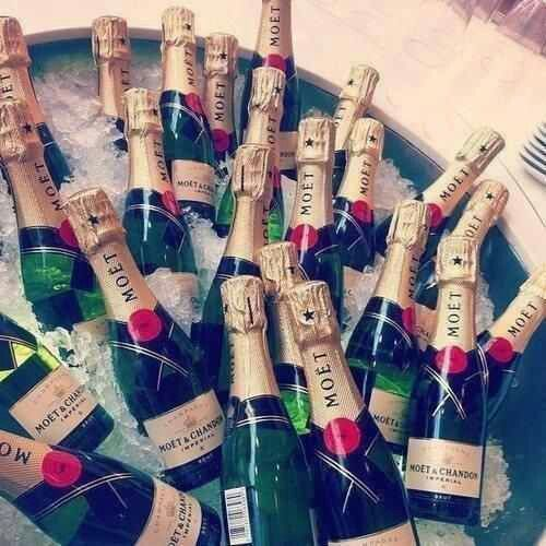 ...champagne dreams...