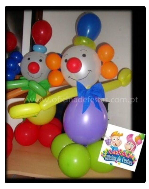 Fiesta globos pinterest decos Ornamentacion con globos