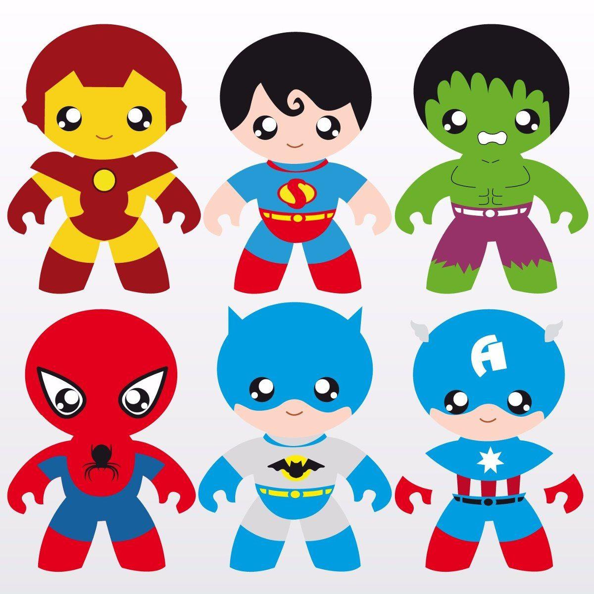 Vinilos decorativos infantiles superheroes 882301 for Vinilos decorativos infantiles