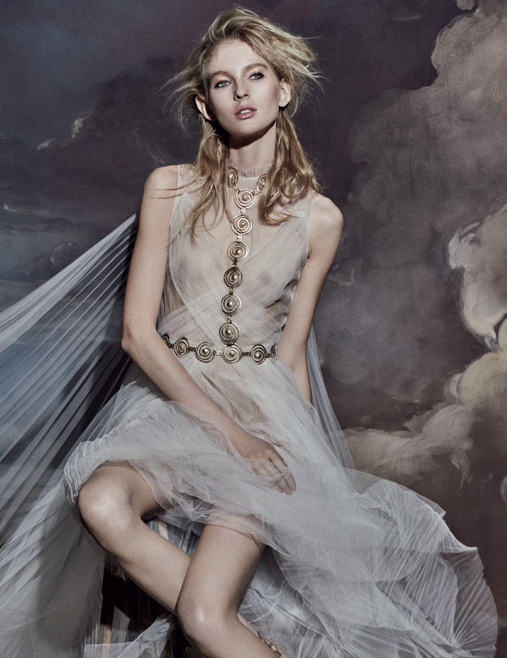Nackt  Sanne Vloet model: Sanne