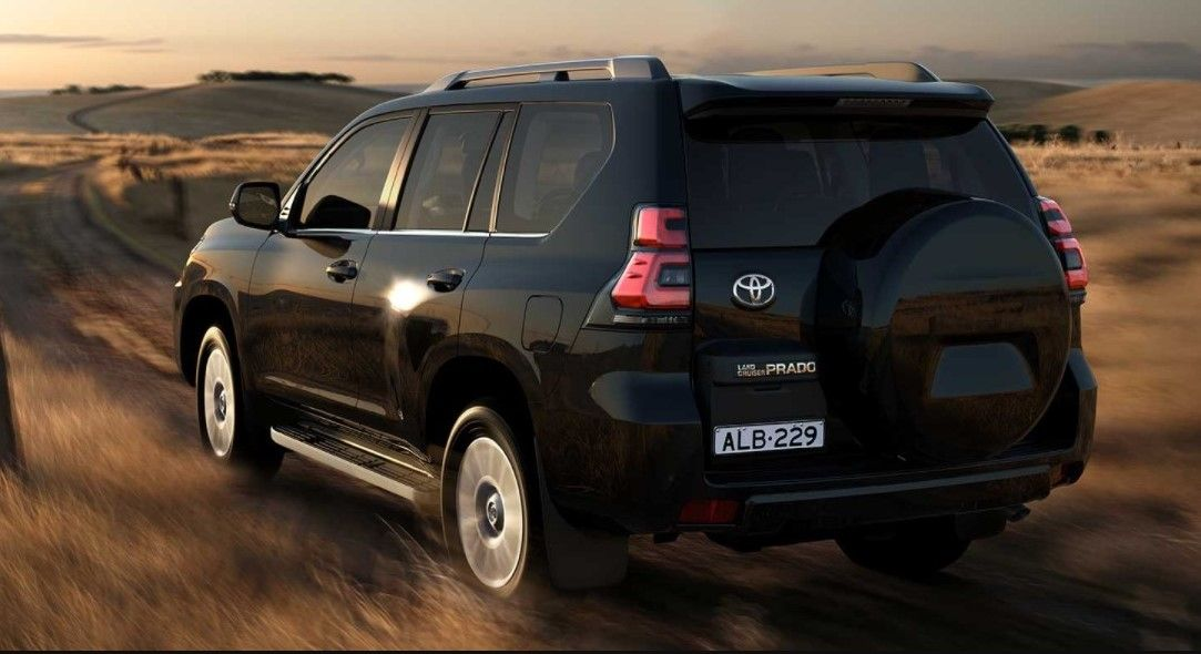 2020 Toyota Land Cruiser Concept & Release Date >> 2020 Toyota Land Cruiser Prado Concept Thetopspeed Toyota Land