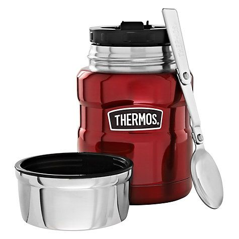 Thermos Stainless King ™ Travel Tumbler 0.47 L Rouge