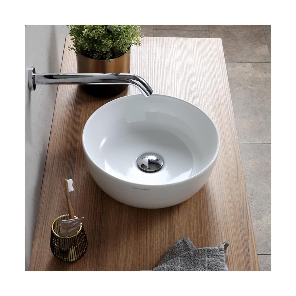 Nameeks Scarabeo 1808 Build Com In 2020 Bathroom Sink Sink Small Bathroom Sinks