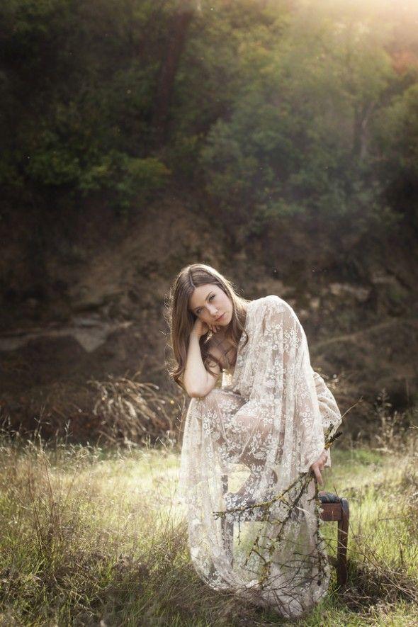 Rustic Outdoor Senior Portraits by Rochelle Wilhelms