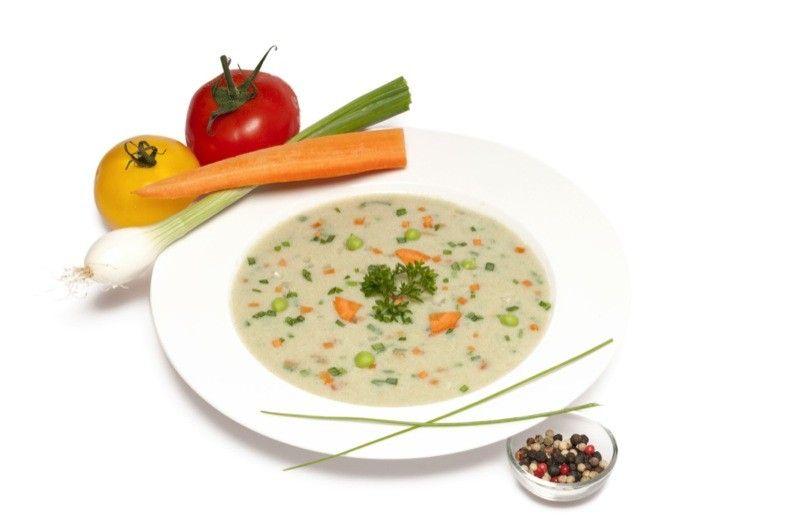 Zeleninový krém