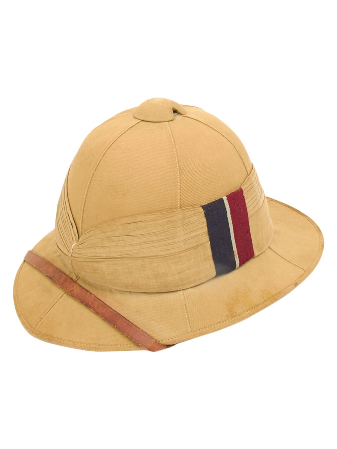 f4581fd9 Original British WWI Royal Flying Corps Pith Sun Helmet with Carry Bag-  Dated 1915 by INTERNATIONAL MILITARY ANTIQUE at Gilt