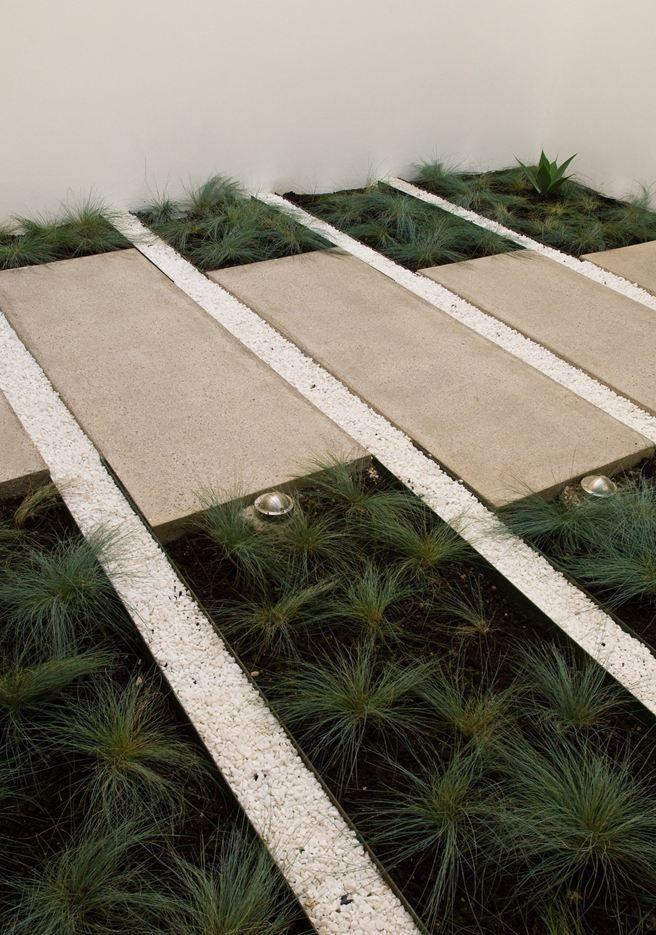 garden path detail