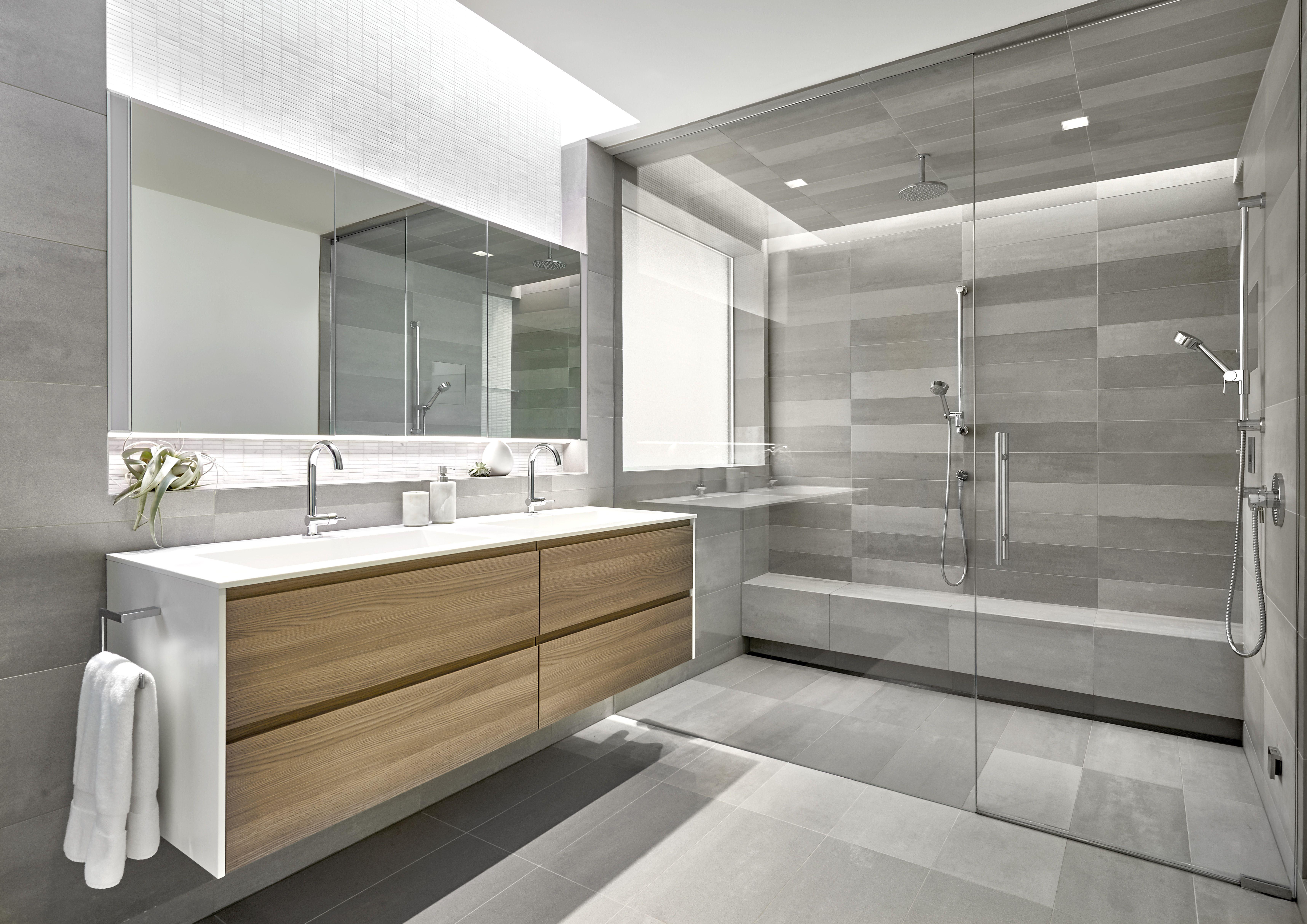 Pin By Yolanda Leon On Design Bathroom Contemporary Bathroom