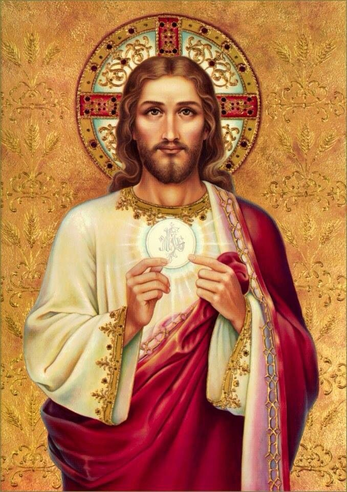The Body of Christ, bLESSED tRINITY