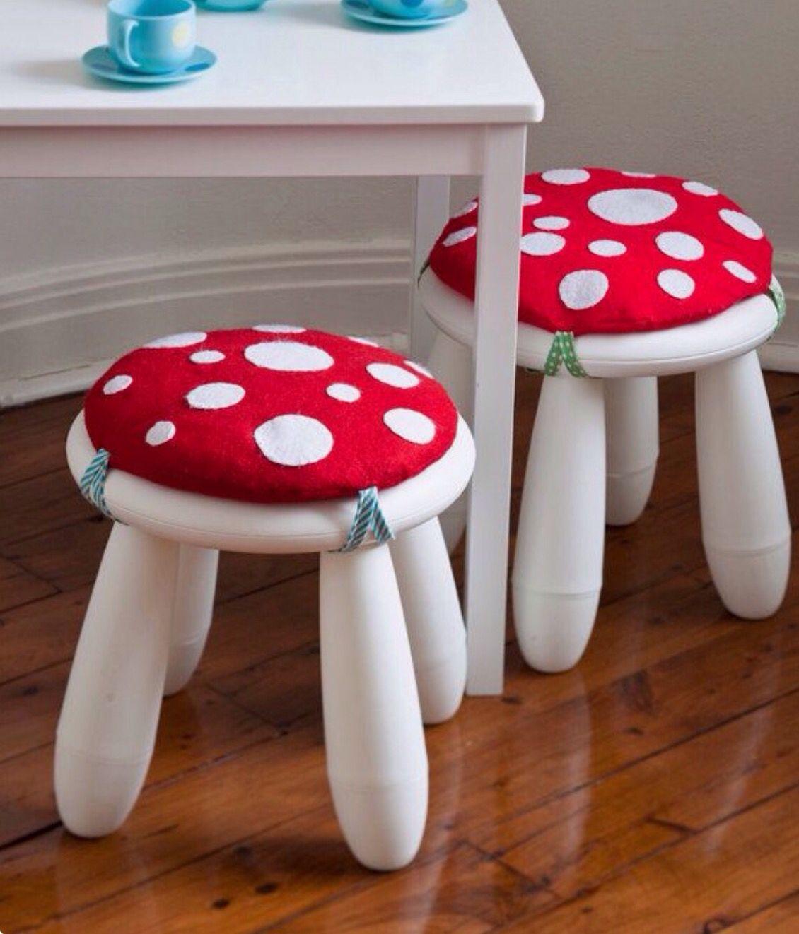 Taburete casa pinterest muebles ni os y infantiles - Taburete ninos ...
