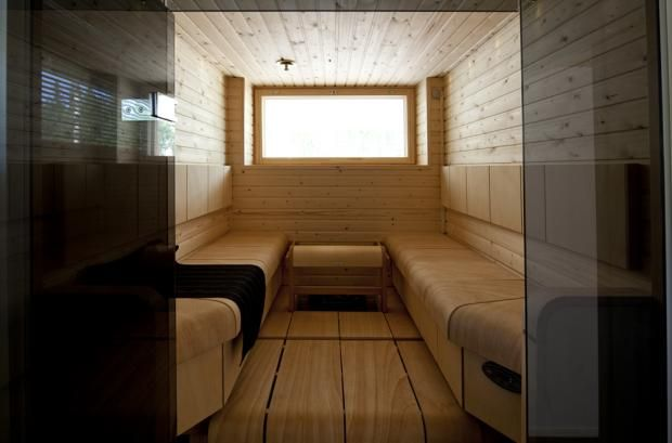 Kivitasku 150 - Sauna | Asuntomessut