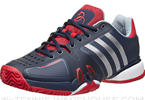 huge selection of 08642 b2ee2 New adidas Barricade 7 for Novak Djokovic at the US Open
