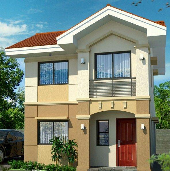 Fachadas modernas de dos plantas fachadas casa for Fachadas con azulejo